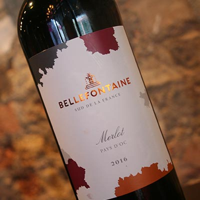Bellefontaine Merlot - France